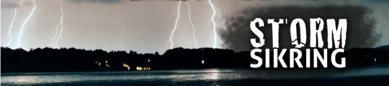 Tordenvejr