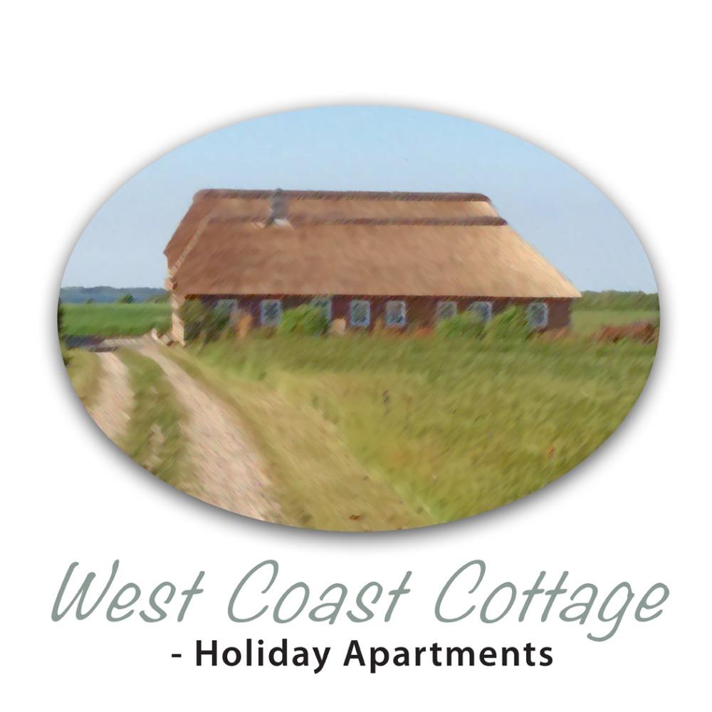 West coast cottage logo lille ret